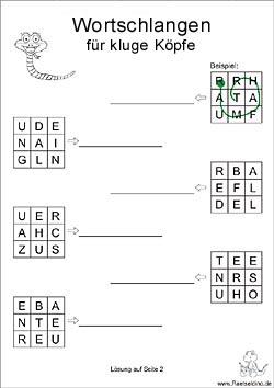 Wörtersuche Nach Buchstaben