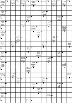 Kreuzworträtsel Online 50