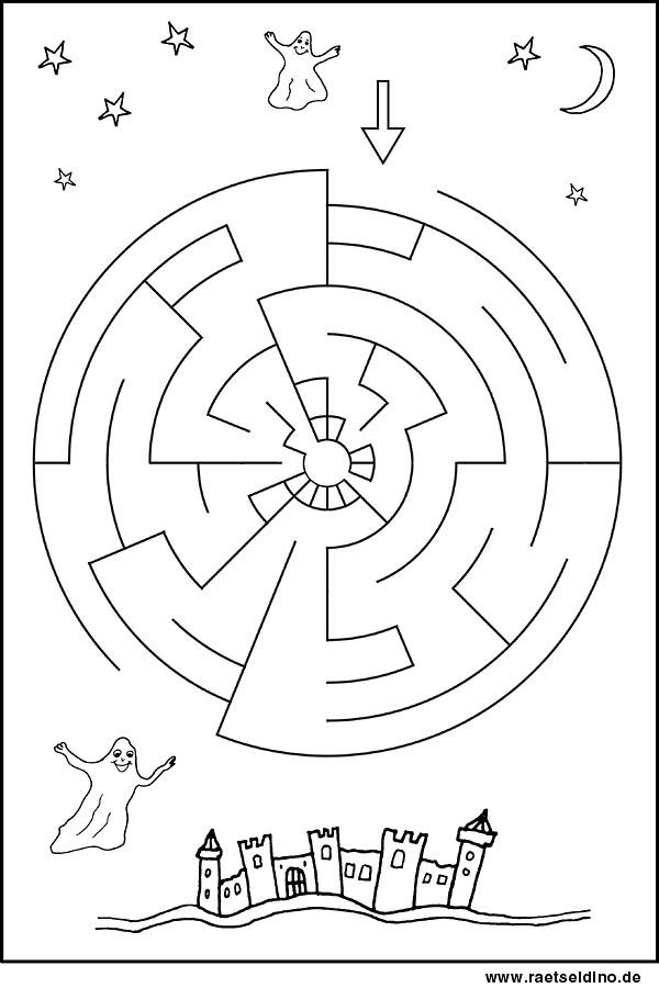labyrinth spiele